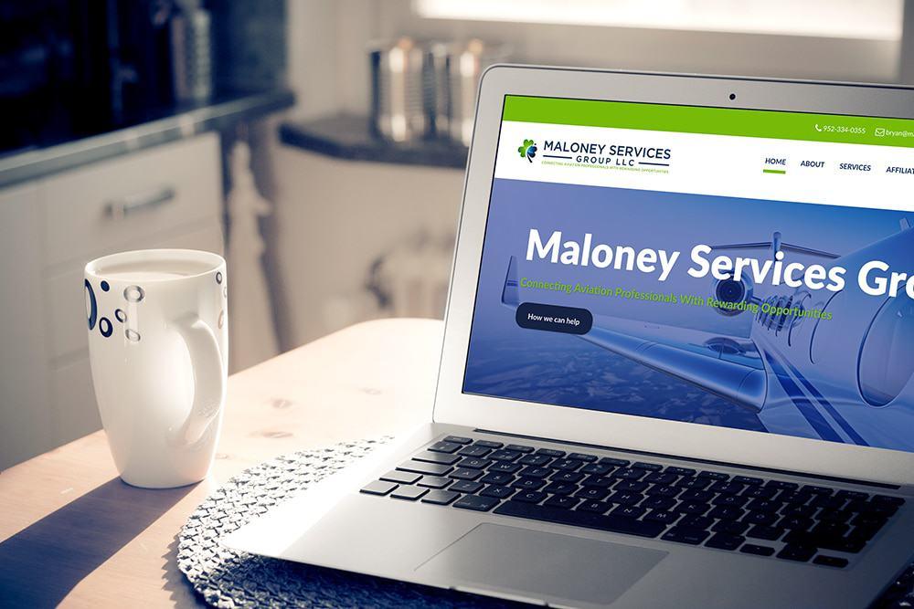 AWS-Portfolio-Maloney